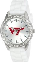 Game Time Women's COL-FRO-VAT Frost College Series Virginia Tech University Collegiate 3-Hand Analog Watch