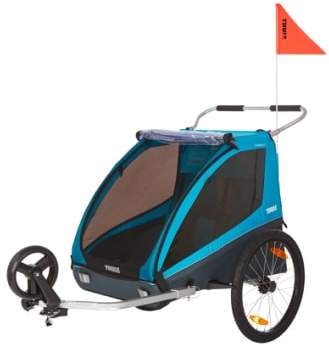Infant Thule 'Coaster Xt' Bike Trailer