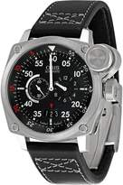 Oris Men's OR649-7632-4164LS Aviation BC4 Dial Watch
