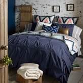 Blissliving Home Harper European Pillow Sham in White