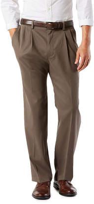Dockers Classic Fit Easy Khaki Pants - Pleated D3