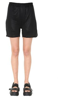 Rick Owens Elasticated Waistband Shorts
