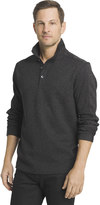 Van Heusen Big & Tall Classic-Fit Mockneck Fleece Sweater