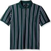 Obey Men's Divers Short Sleeve Polo Shirt