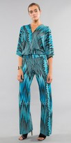 Julian Chang Alva Dolman Sleeve Jumpsuit