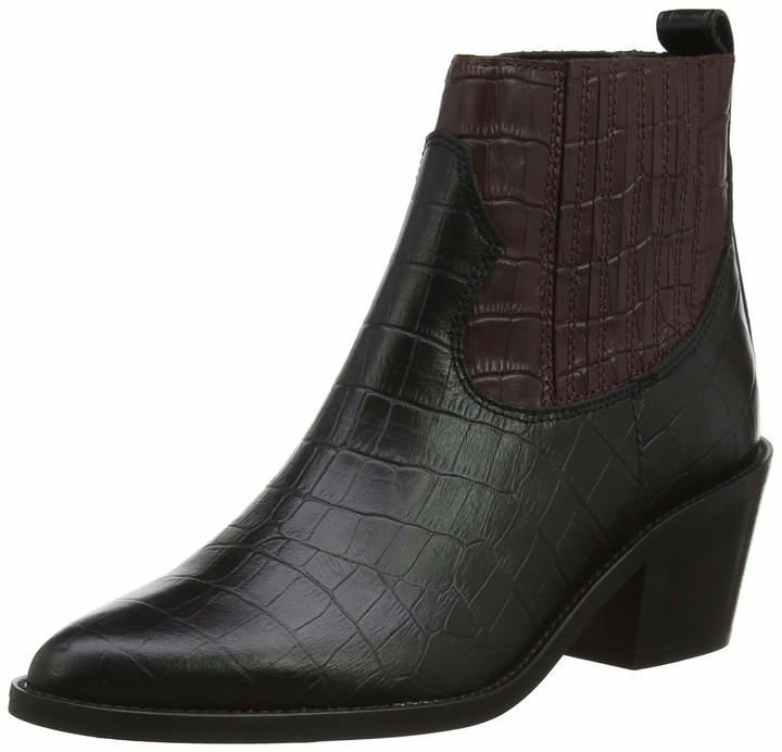 New Look Women's Chestnut Ankle Boots