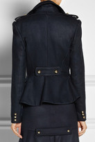 Prabal Gurung Double-breasted wool-blend jacket