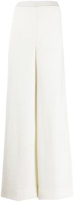 Missoni High-Waist Wide-Leg Trousers