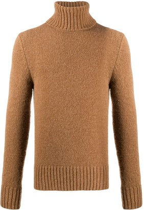 AMI Paris Turtleneck Jumper