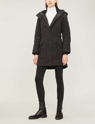 Canada Goose Kinley hooded woven jacket