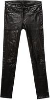 Rag & Bone The Leather Skinny