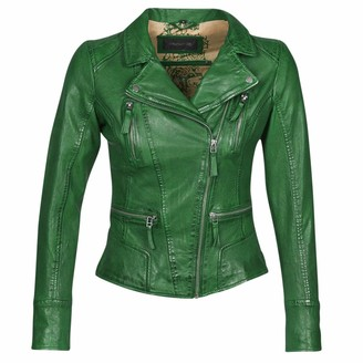 Oakwood Women's Camera Leather Jacket
