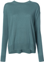 Vince plain sweatshirt - women - Cashmere - XS