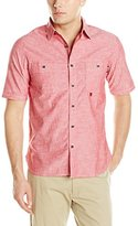 Woolrich Men's Modern-Fit Route 99 Short-Sleeve Shirt