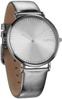 RumbaTime Women's SoHo Metallic Watch - Silver