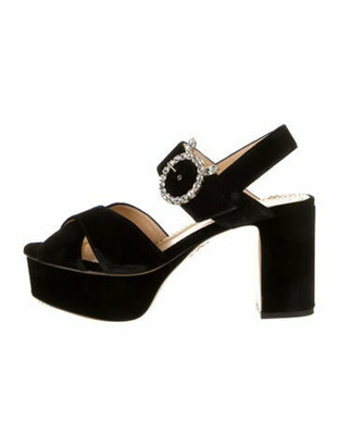 Charlotte Olympia Sandals Black