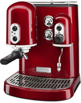 KitchenAid Kes2102 Espresso Machine Candy Apple Red