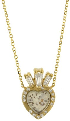Darsana Arden Yellow Gold Necklace