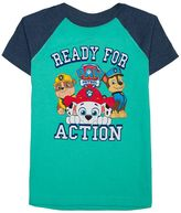 """Boys 4-7 Paw Patrol Marshall, Chase & Rubble """"Ready for Action"""" Graphic Tee"""
