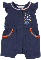 Bebe by Minihaha Girls Nora Frill Sleeve Playsuit (3-24M)