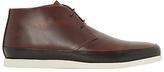 Bertie Curtis Smart Formal Leather Chukka Boots, Tan
