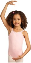 Capezio Youth Camisole Leotard, Ballet Pink-Int 6/8