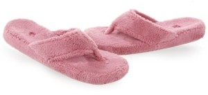 Acorn Women's Spa Thong Slippers Women's Shoes