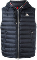 Moncler Cyriaque padded gilet - men - Feather Down/Polyamide - 3