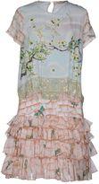 Piccione Piccione Short dresses