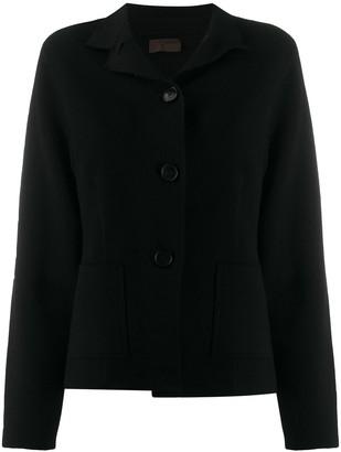 Oyuna Cashmere-Wool Blend Cardigan