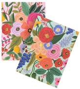 Pottery Barn Teen Rifle Paper Co. Garden Party Pocket Notebooks, Set of 2