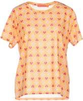 Agatha Ruiz De La Prada T-shirts - Item 37991202