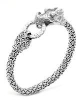 John Hardy Naga Dragon Diamond-Ring Bracelet