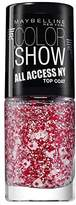 Maybelline Color Show All Access Nail Polish Number 424, NY Lover 7 ml by