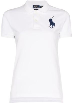 Polo Ralph Lauren Polo Pony embroidered polo shirt