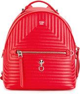 Fendi backpack - women - Lamb Skin - One Size