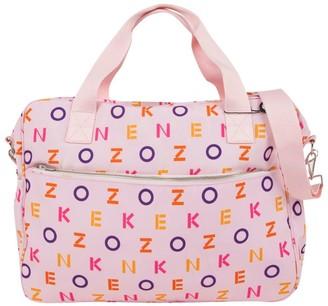 Kenzo Kids Monogram Print Changing Bag