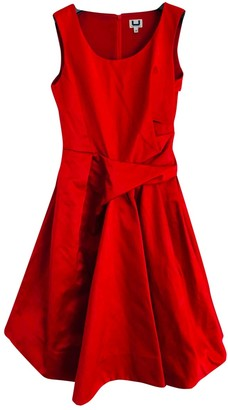 Adolfo Dominguez Red Dress for Women
