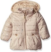 Osh Kosh OshKosh Girls' Infant Foil Heavyweight Fashion Coat