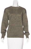 Isabel Marant Scoop Neck Knit Sweater