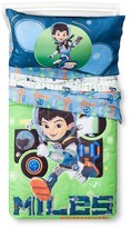Disney Miles from Tomorrowland Comforter Set (Toddler) Blue & Green