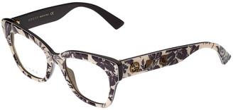 Gucci Women's Gg0060o-30001028004 49Mm Optical Frames