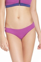 Maaji Women's Orchid Sublime Reversible Bikini Bottoms