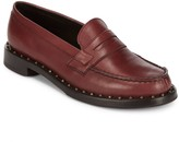 Ash Xenos Studded Leather Loafers