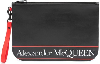 Alexander McQueen Logo Pouch