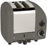 Dualit 2-Slice Classic Toaster, Cobble Gray - Cobble Gray