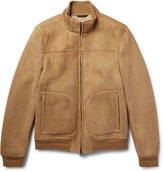 Loro Piana - Shearling Bomber Jacket
