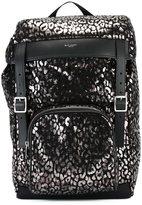 Saint Laurent 'Délavé' backpack