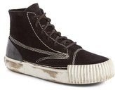 Alexander Wang Women's 'Perry' Suede High Top Sneaker