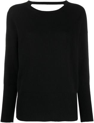Peserico V-Back Sweater